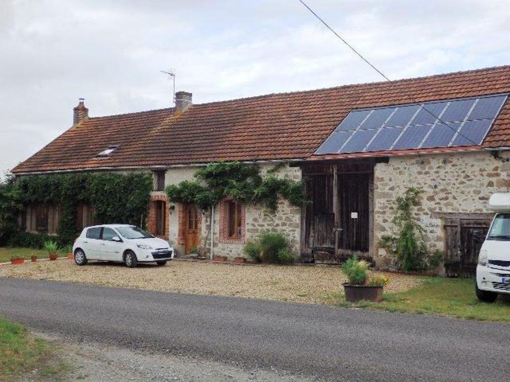 Saint-Hilaire-La-Treille Haute-Vienne huis foto 4204697