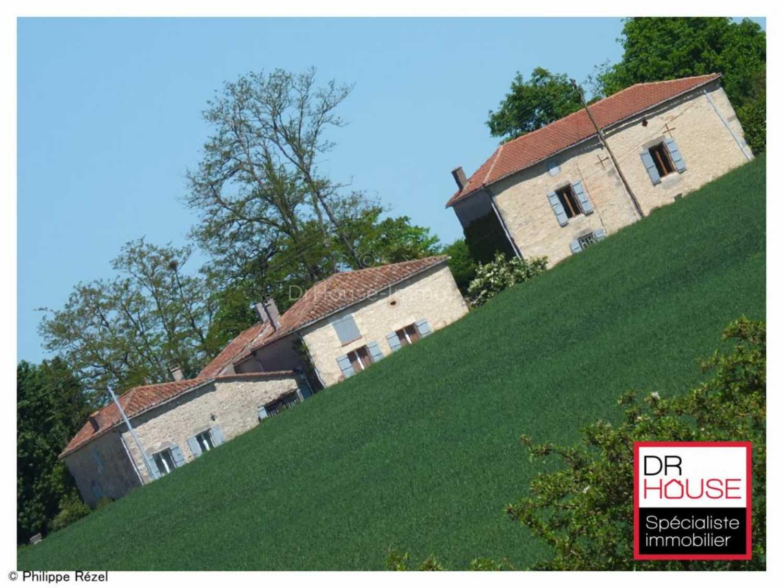 Galapian Lot-et-Garonne boerderij foto 4256936