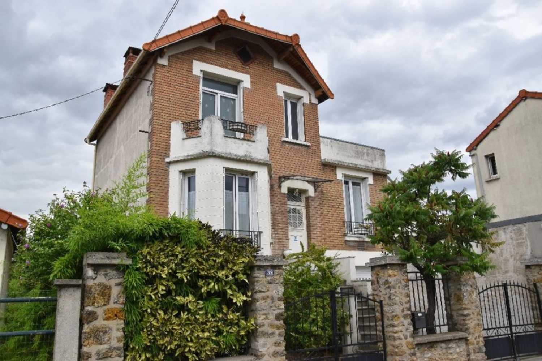 Bobigny Seine-Saint-Denis Haus Bild 4205075