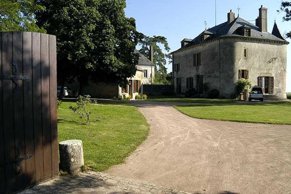 Prémery Nièvre Haus Bild 4237527