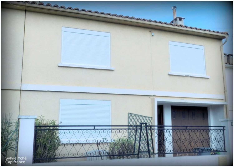 Lézignan-Corbières Aude stadshuis foto 4249036