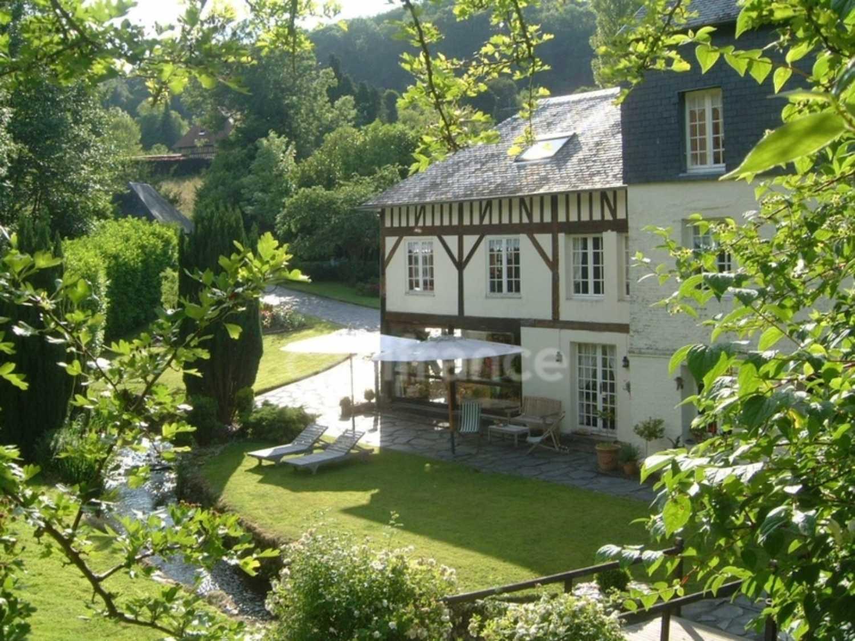 Honfleur Calvados Haus Bild 4206187
