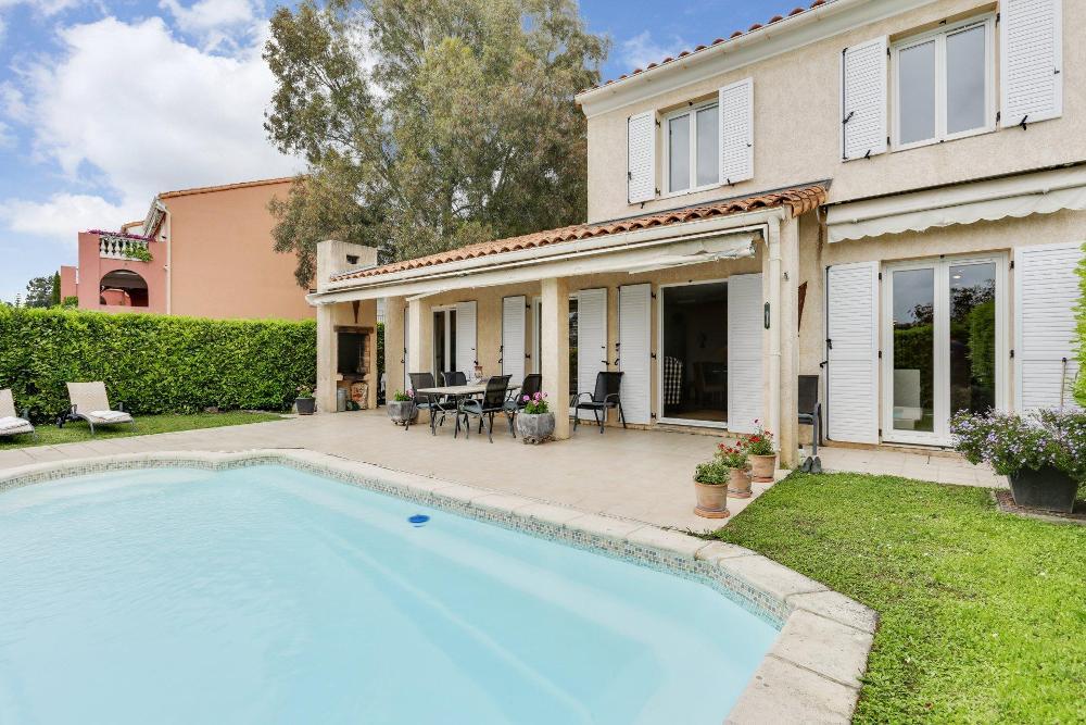 Villeneuve-Loubet Alpes-Maritimes villa photo 4258012