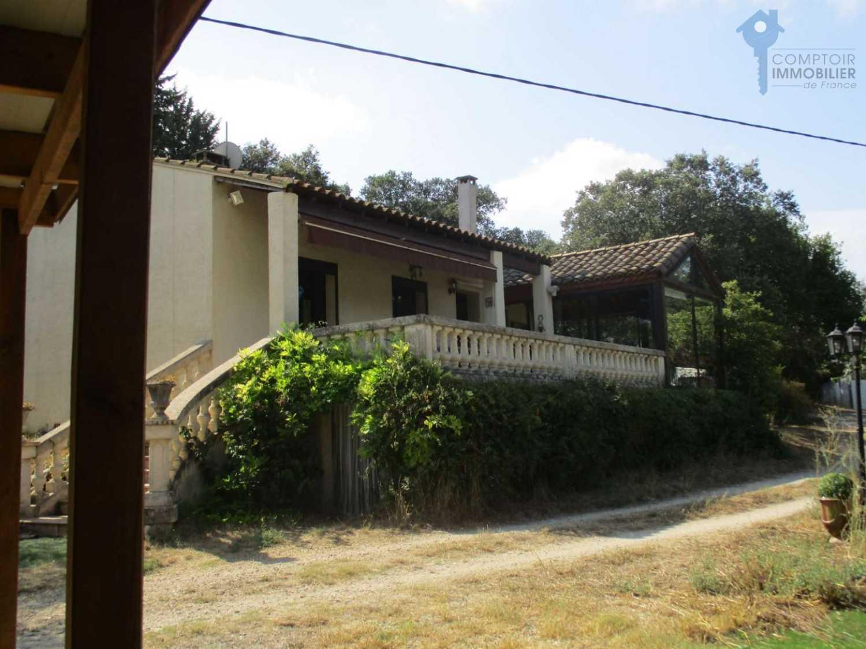 à vendre maison Saint-Césaire Languedoc-Roussillon 1
