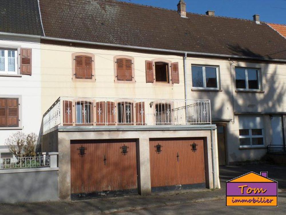 Bischtroff-sur-Sarre Bas-Rhin Haus Bild 4249535
