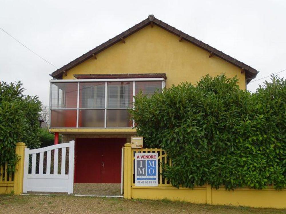 Saint-Florent-sur-Cher Cher Haus Bild 4248058
