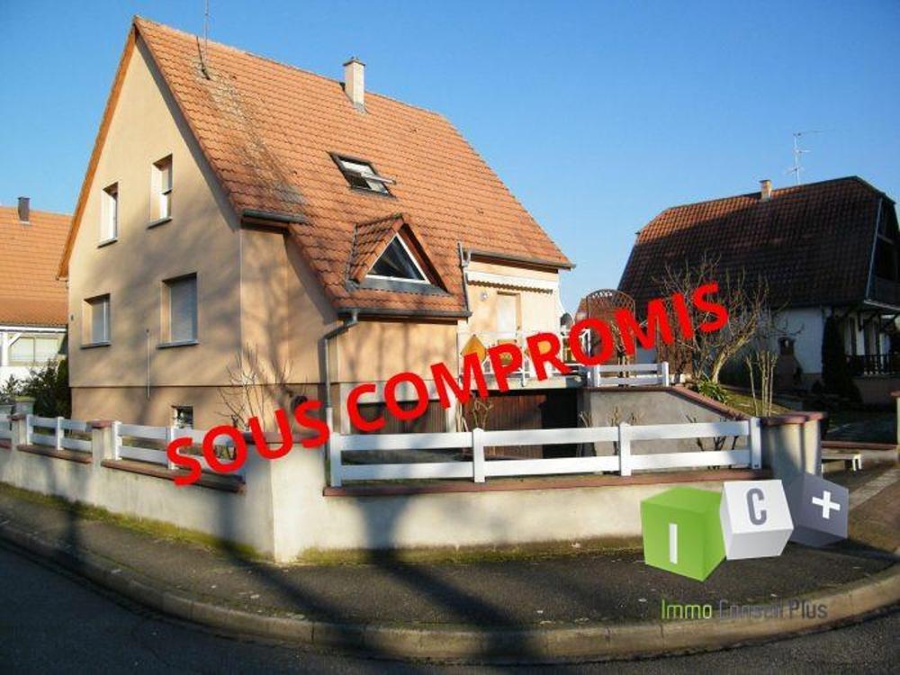 Sélestat Bas-Rhin Haus Bild 4257000