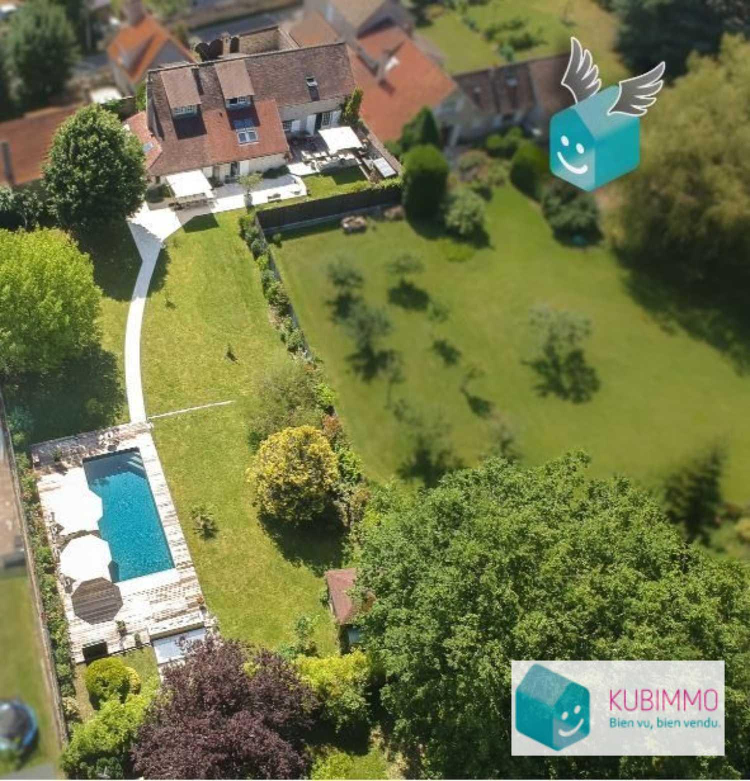 Montfort-l'Amaury Yvelines huis foto 4255649