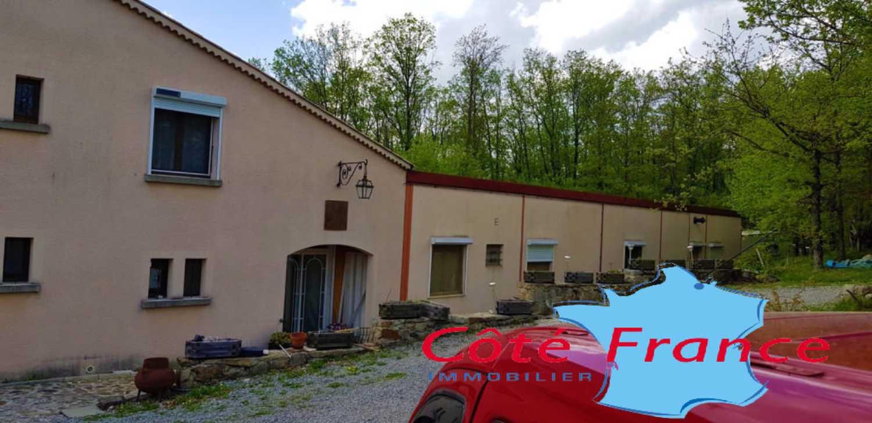 Privas Ardeche Haus Bild 4247593