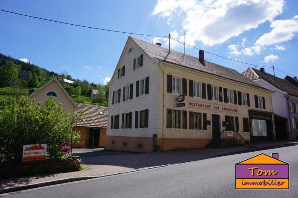 Le Bonhomme Haut-Rhin Haus Bild 4249590