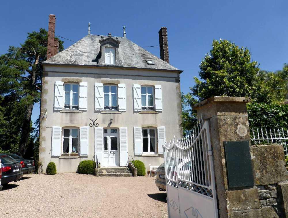 Saint-Saulge Nièvre Haus Bild 4237523