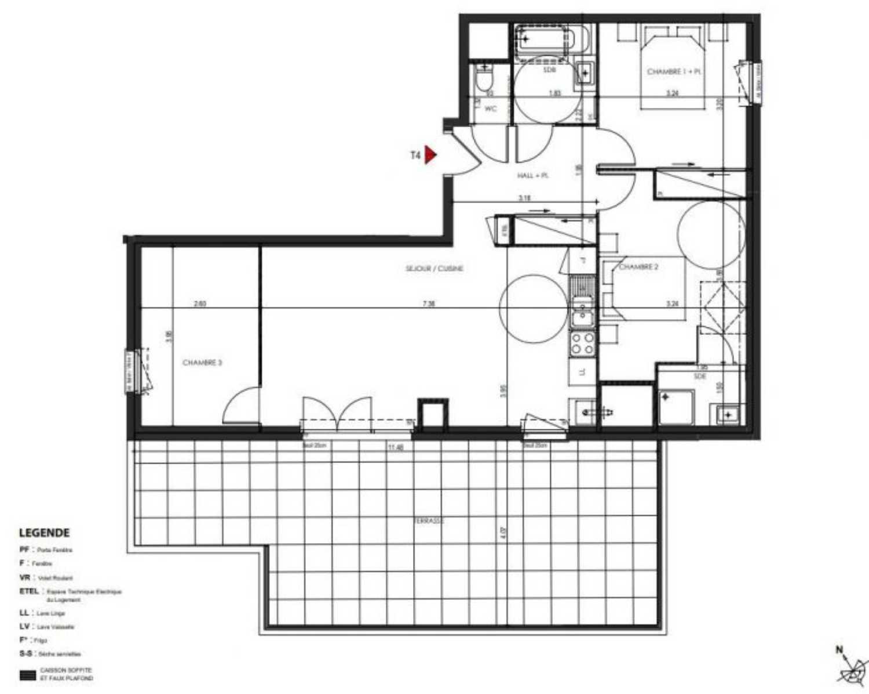 Cognin Savoie Apartment Bild 4254501