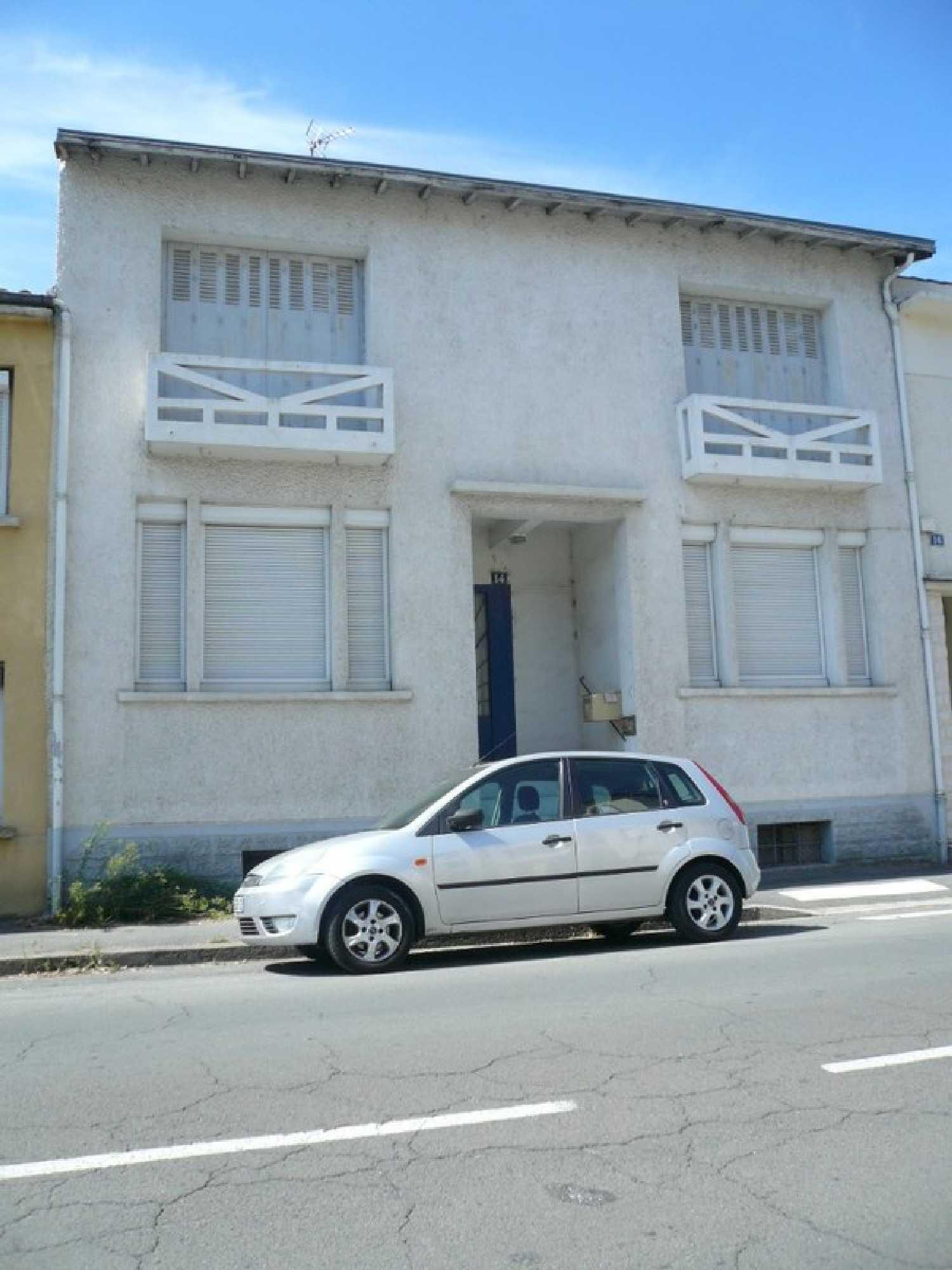 Bergerac Dordogne Stadthaus Bild 4257082