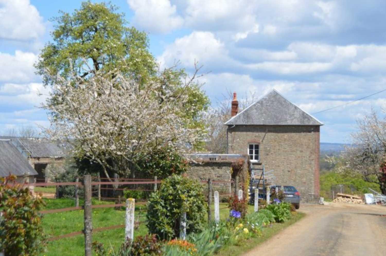 Le Teilleul Manche huis foto 4250403