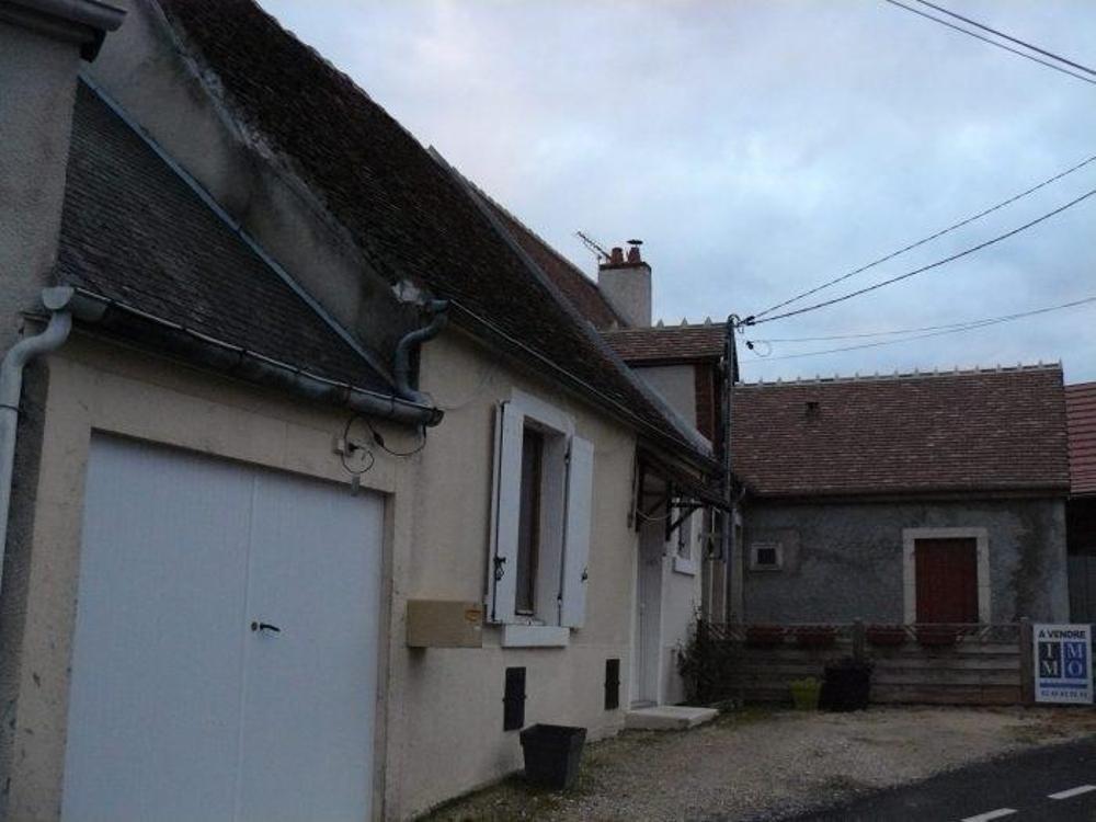 Dun-sur-Auron Cher Haus Bild 4256533