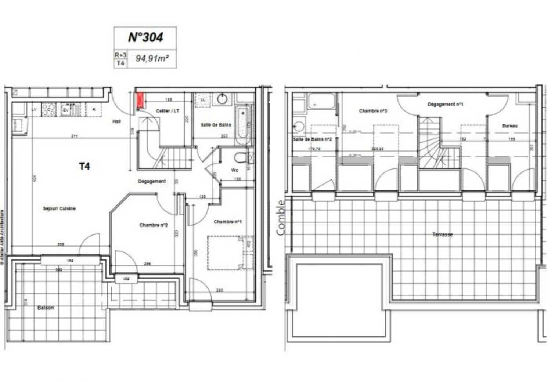 Bonneville Haute-Savoie Apartment Bild 4254624