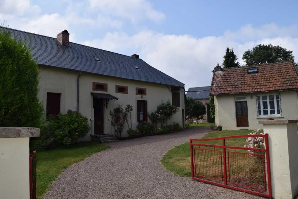 Ouroux-en-Morvan Nièvre maison photo 4237508