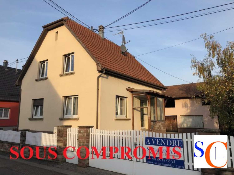 Dorlisheim Bas-Rhin Haus Bild 4253674