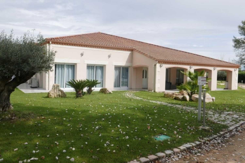 Bergerac Dordogne Haus Bild 4257075