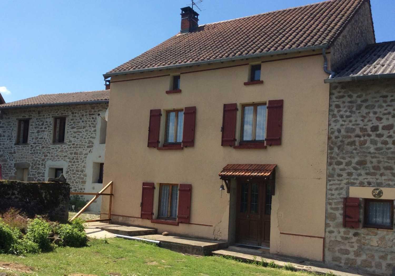 Bessines-sur-Gartempe Haute-Vienne Bauernhof Bild 4238742