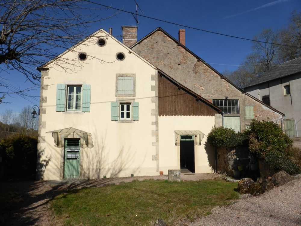 Moulins-Engilbert Nièvre Haus Bild 4237515