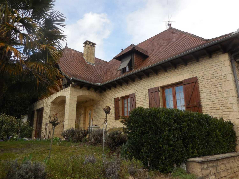Brive-la-Gaillarde Corrèze maison bourgeoise photo 4237858