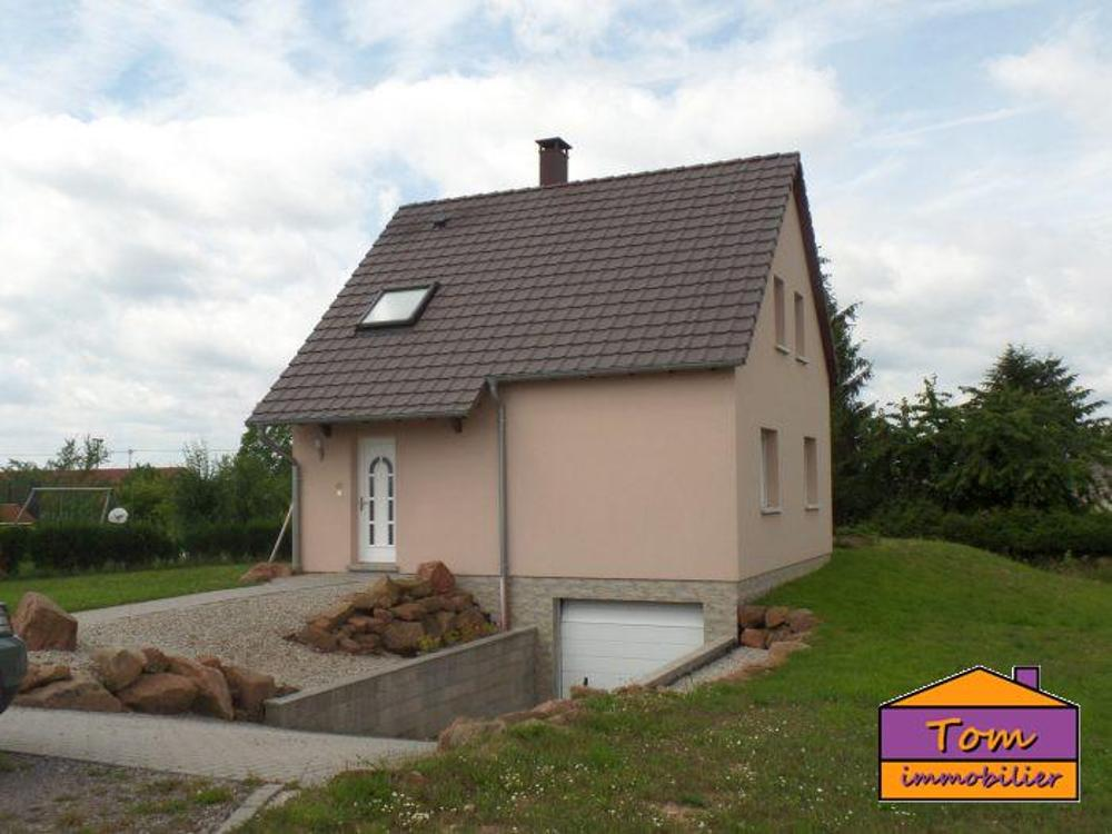 Puberg Bas-Rhin Haus Bild 4249545