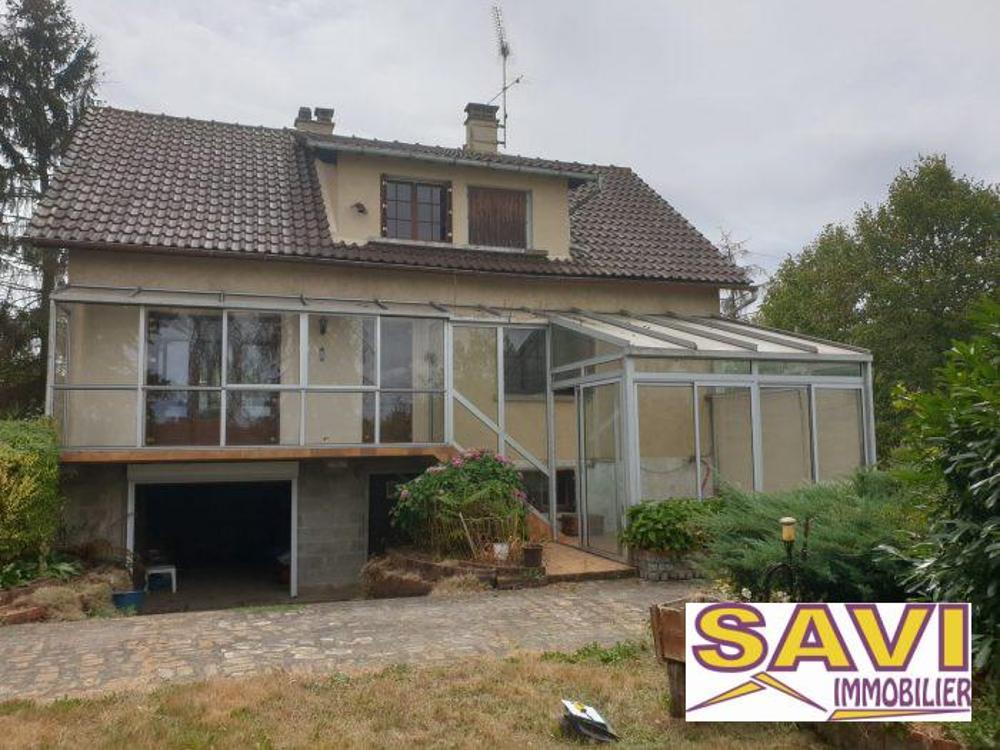 Louzouer Loiret Haus Bild 4248102