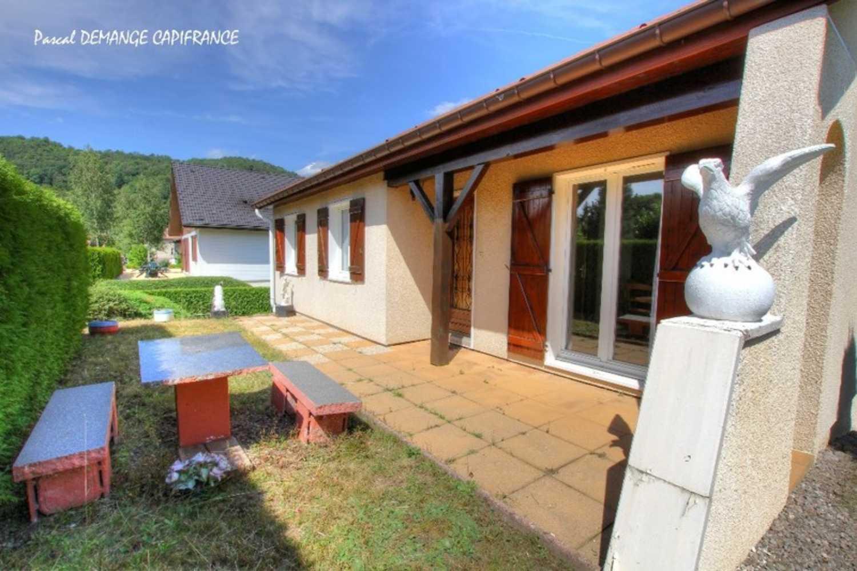 Saulxures-sur-Moselotte Vosges Haus Bild 4249151