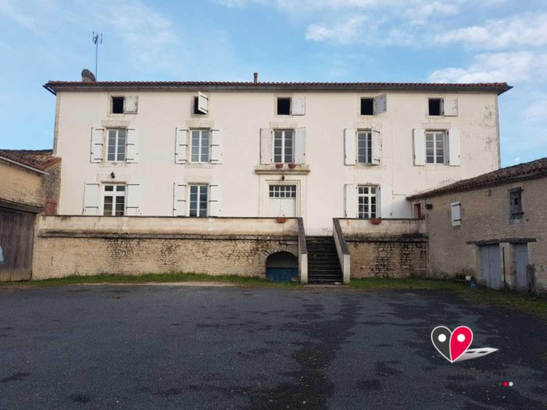 Coulgens Charente huis foto 4254911