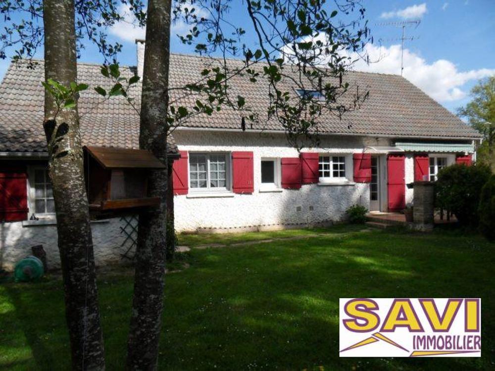 Saint-Hilaire-les-Andrésis Loiret huis foto 4237354