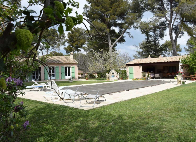 Éguilles Bouches-du-Rhône villa picture 4236946