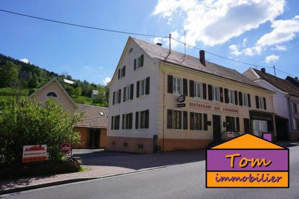 Le Bonhomme Haut-Rhin huis foto 4257982