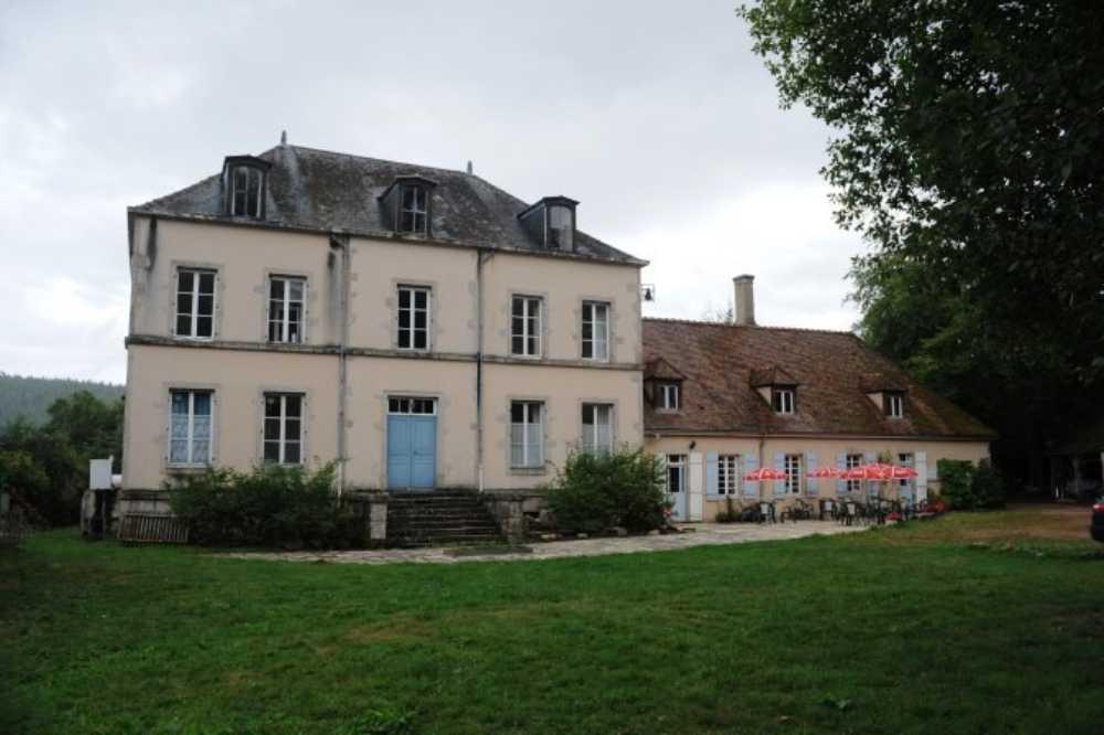 Saulieu Côte-d'Or Haus Bild 4237525