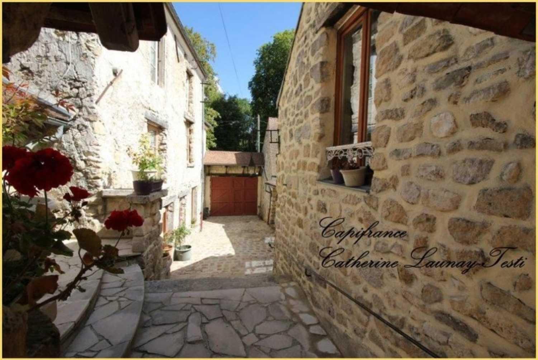 Asnières-sur-Oise Val-d'Oise Haus Bild 4249419