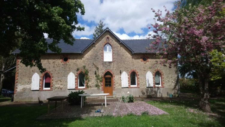 Cossé-le-Vivien Mayenne huis foto 4250402