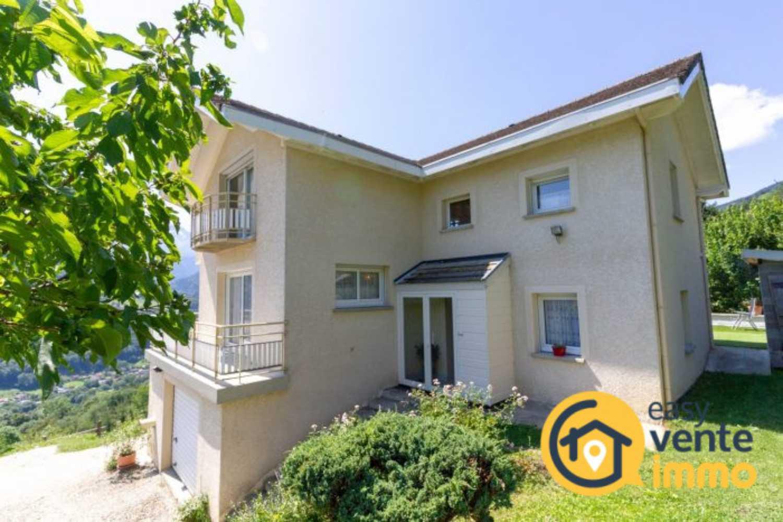 Allevard Isère huis foto 4216289
