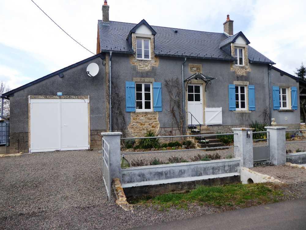 Château-Chinon Nièvre maison photo 4237511