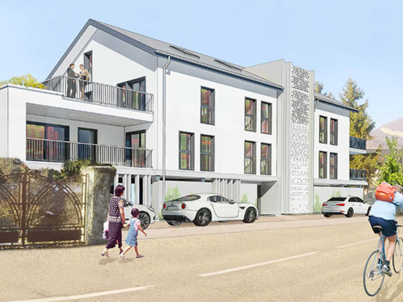 Thoiry Savoie Haus Bild 4205644