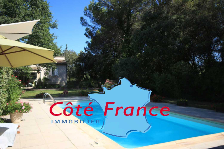Carpentras Vaucluse Haus Bild 4247659