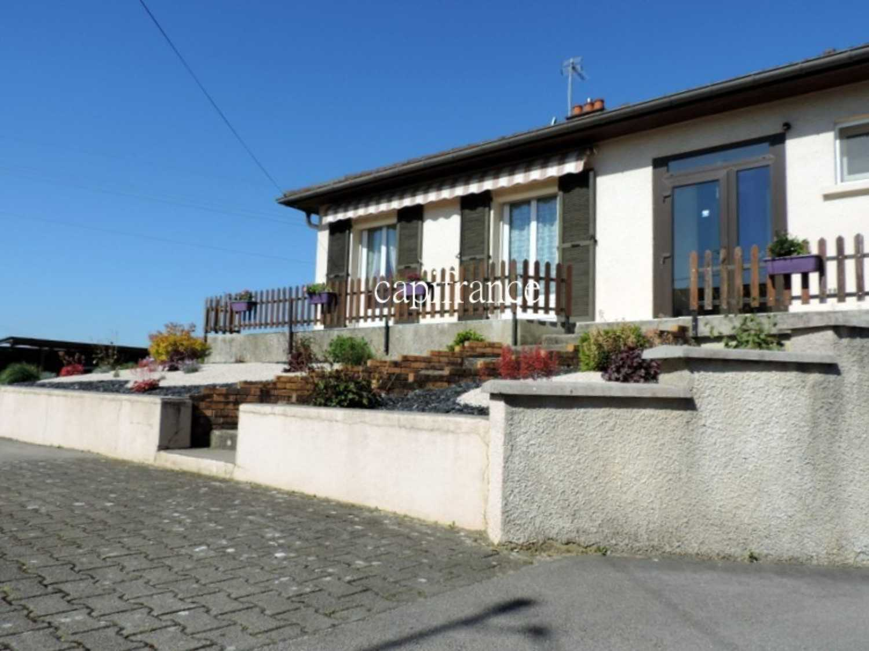 Damparis Jura maison photo 4257137