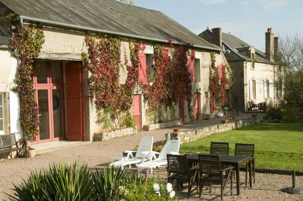 Saint-Saulge Nièvre Haus Bild 4237522