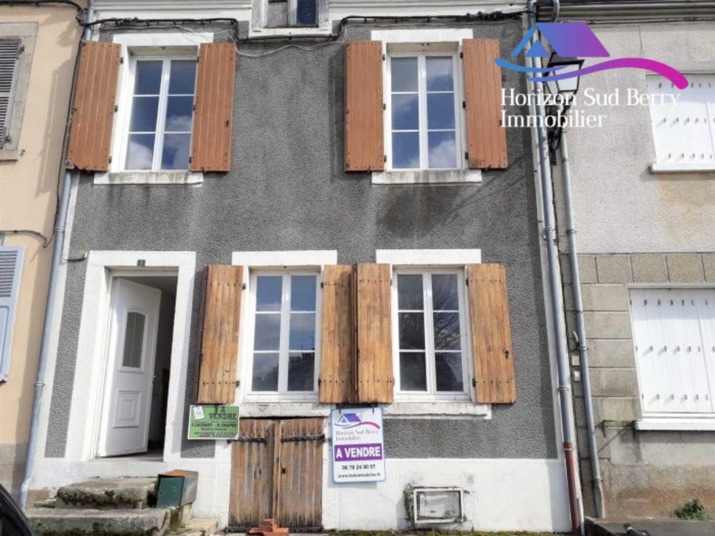 Neuvy-Saint-Sépulchre Indre Haus Bild 4254842