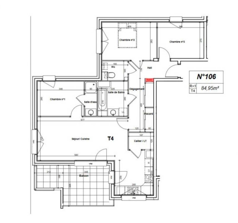 Bonneville Haute-Savoie Apartment Bild 4243231