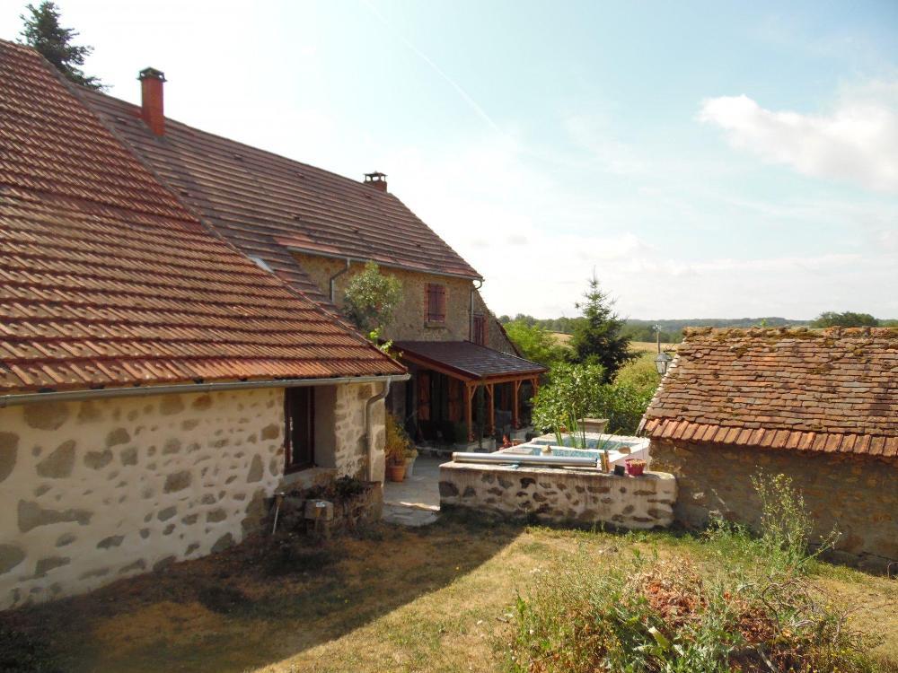 Auzances Creuse huis foto 4238405