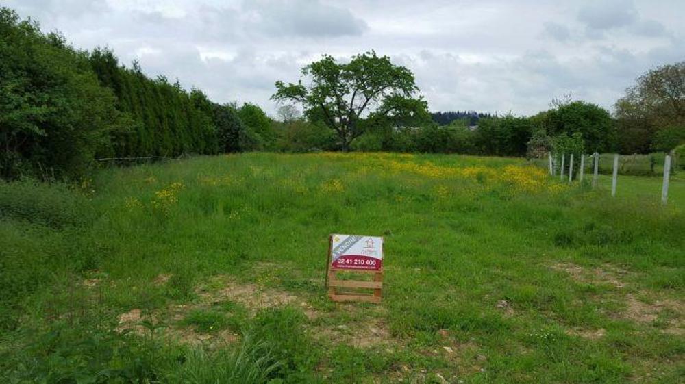 Les Rairies Maine-et-Loire Grundstück Bild 4248291