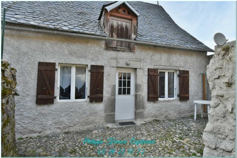 Montgreleix Cantal Haus Bild 4248710