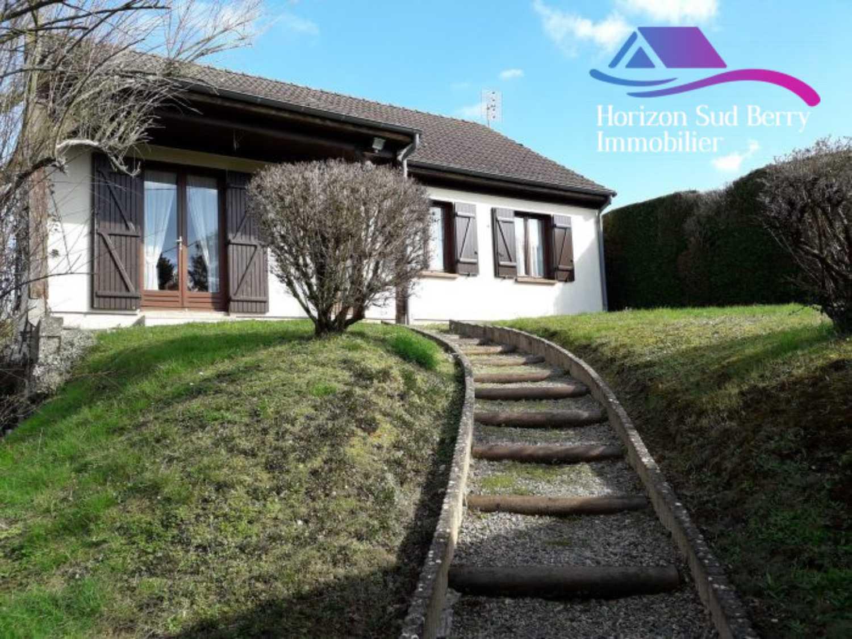 Neuvy-Saint-Sépulchre Indre Haus Bild 4254845