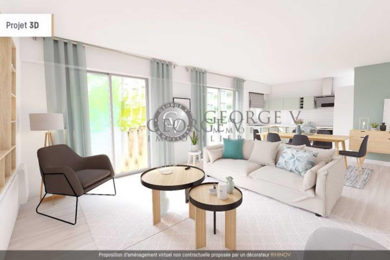 Boulogne-Billancourt Hauts-de-Seine appartement photo 4243765