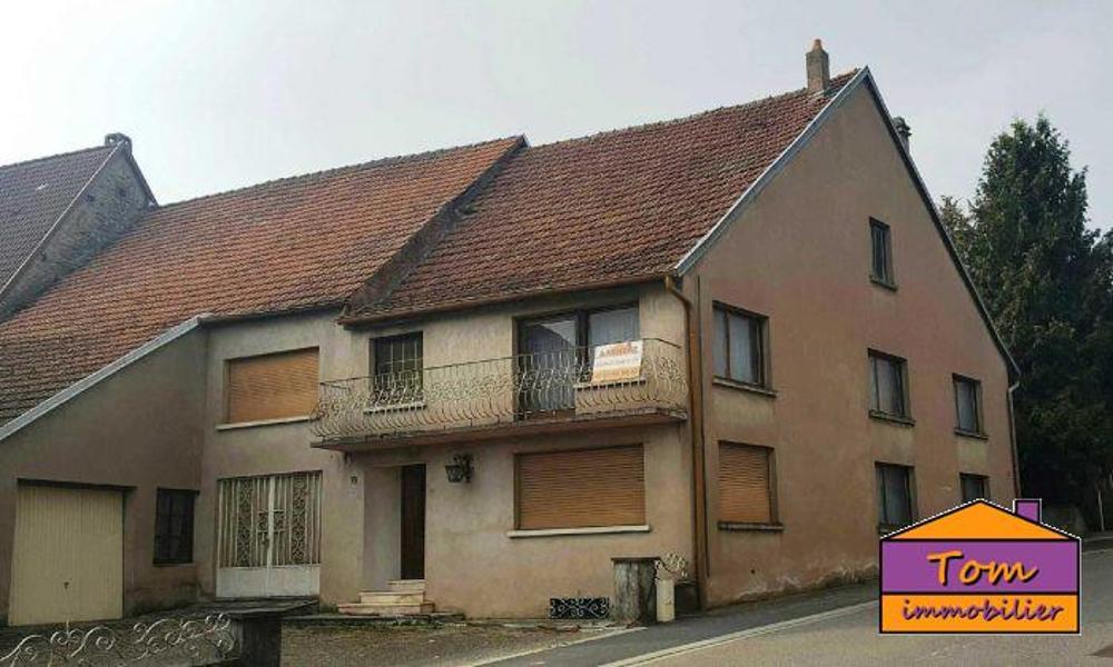 Hirschland Bas-Rhin Haus Bild 4249567